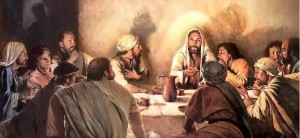 Jesus with the Disciples_discipleship